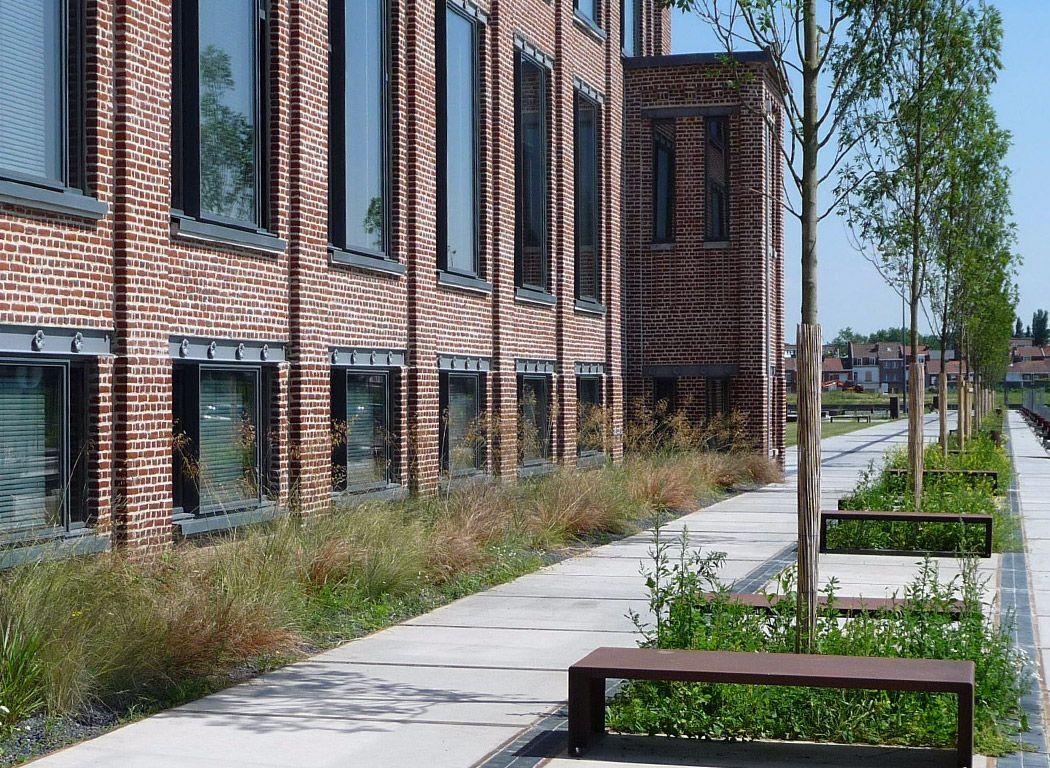 10 main axis landscape architecture works landezine for Mobiliario urbano contemporaneo