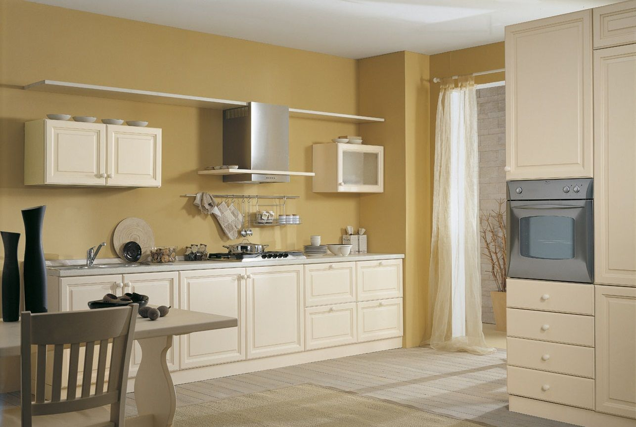 Beautiful Verniciare Cucina In Legno Pictures - Skilifts.us ...