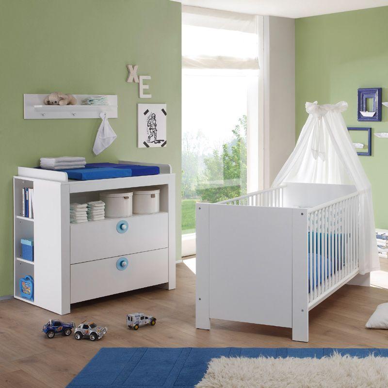 E Combuy Angebote Babyzimmer Set Olivia 4 Tlg Weiss Nachbildung