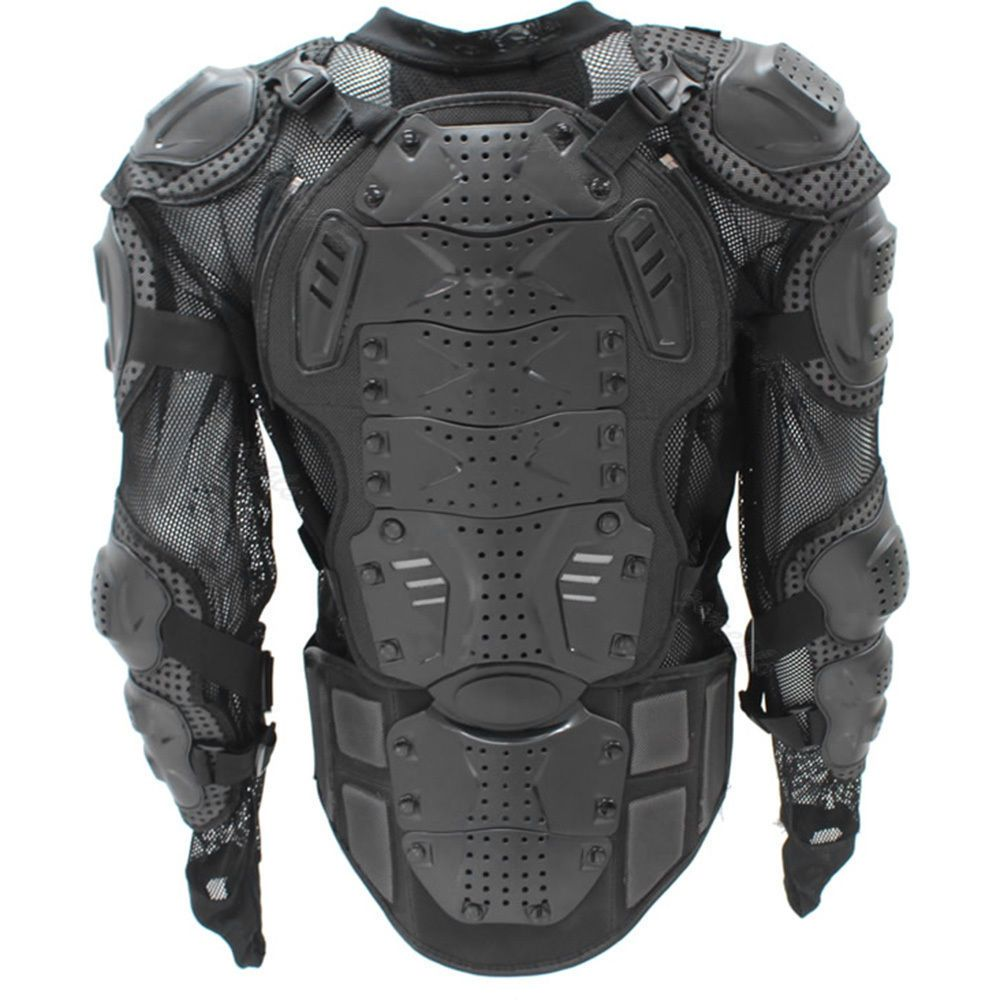 2016Newest Motorcycle Full Body Armor Jacket Spine Chest