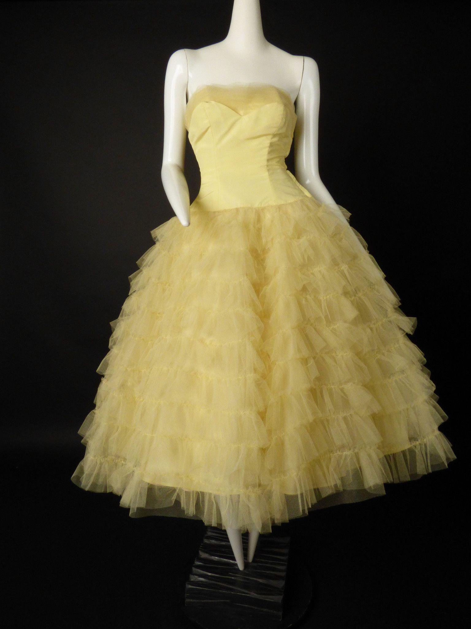 S yellow taffeta u net short formal size products