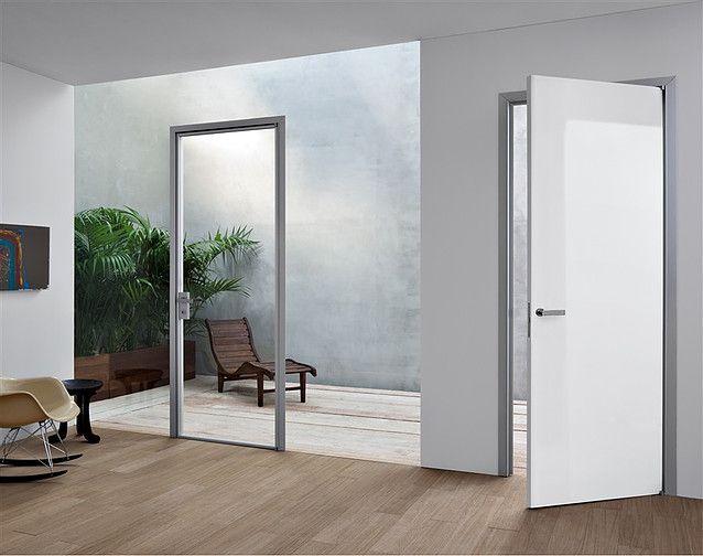 Portes design et contemporaines PORTE Pinterest Porte design - Porte D Entree En Pvc Prix