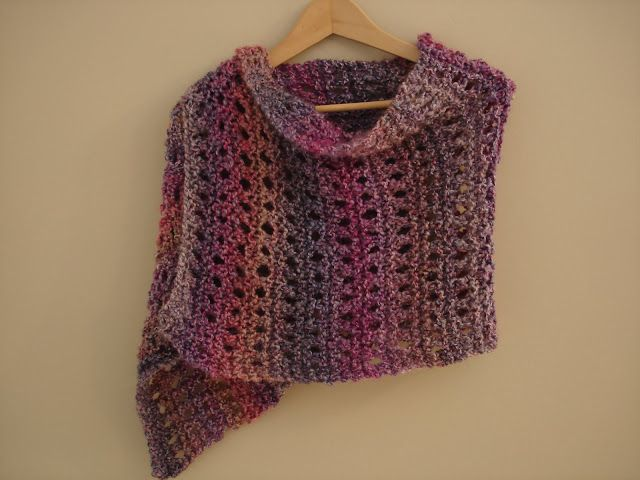 Fiber Flux...Adventures in Stitching: Free Knitting Pattern...A Peaceful Shawl!