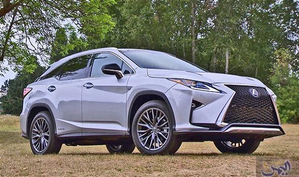لكزس Rx 450h موديل 2018 تأتي بسعر مخفض Suv Lexus Crossover Cars