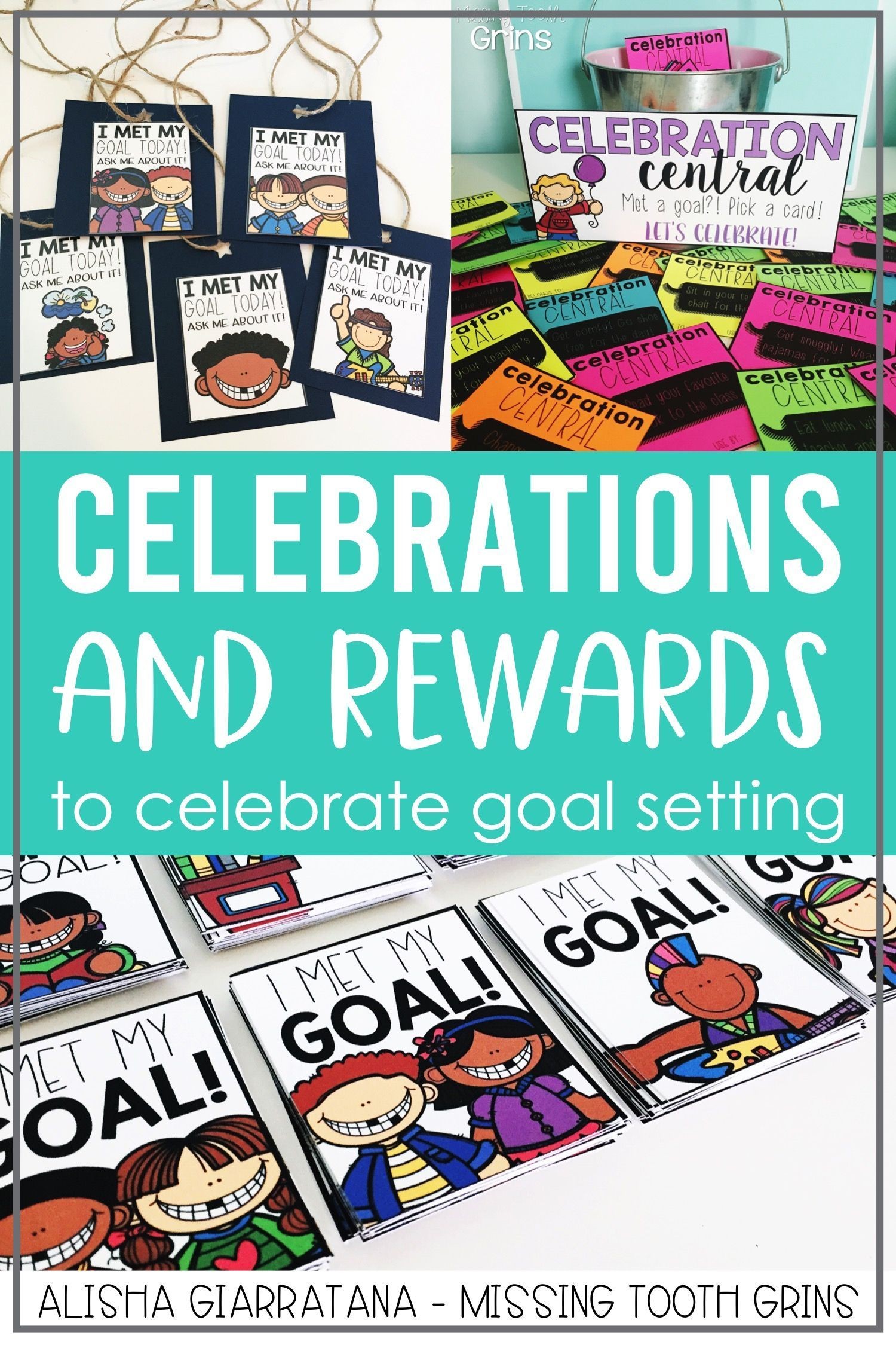 Rewards To Encourage Goal Setting In