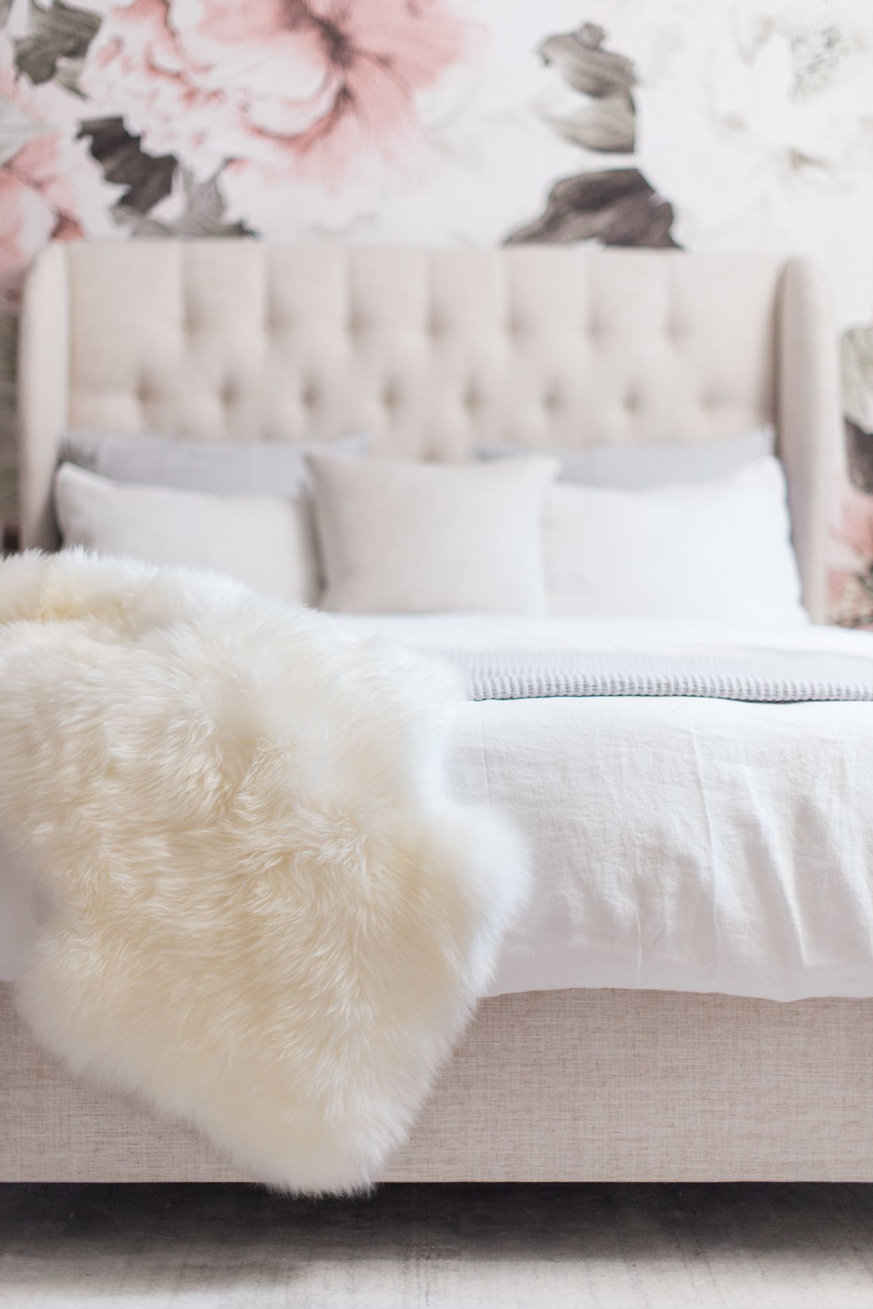 2x6 ivory sheepskin throw article lanna contemporary accessories