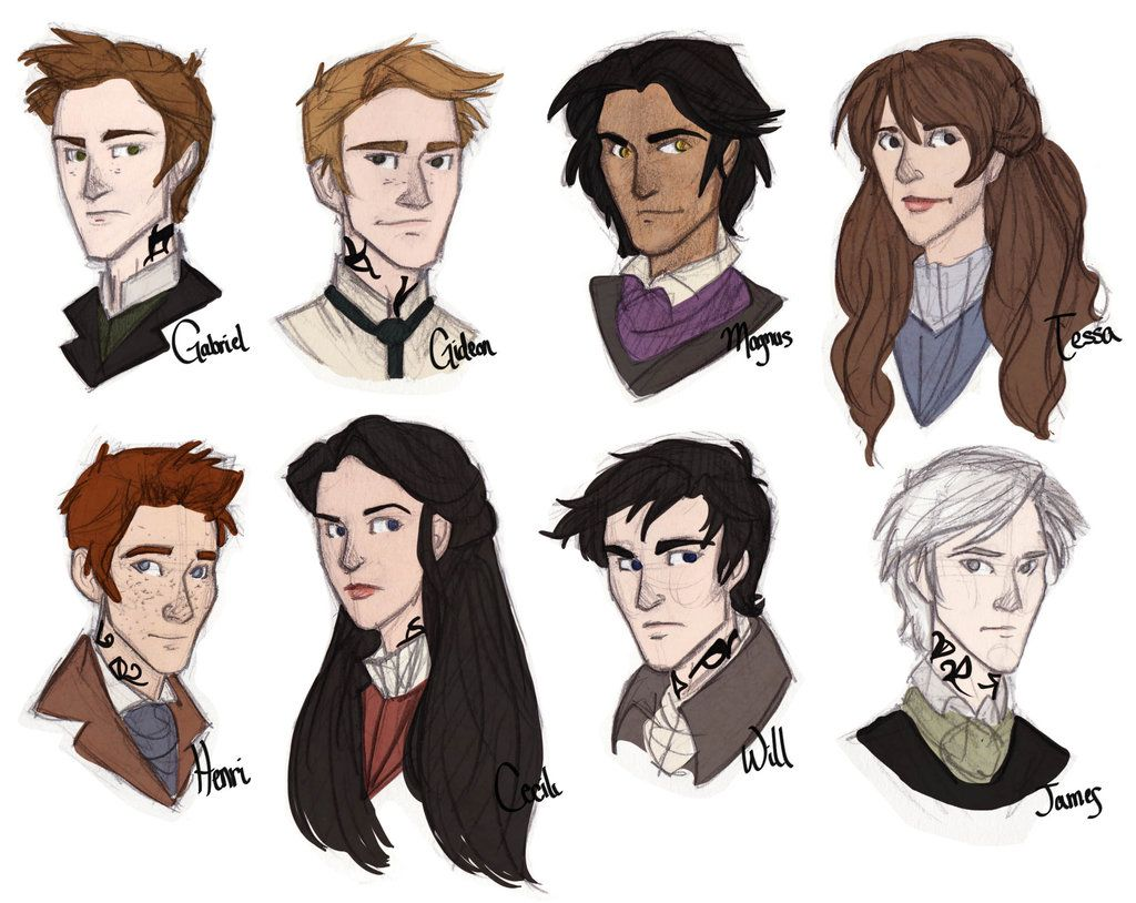 Find This Pin And More On Shadowhuntersthe Infernal Devices