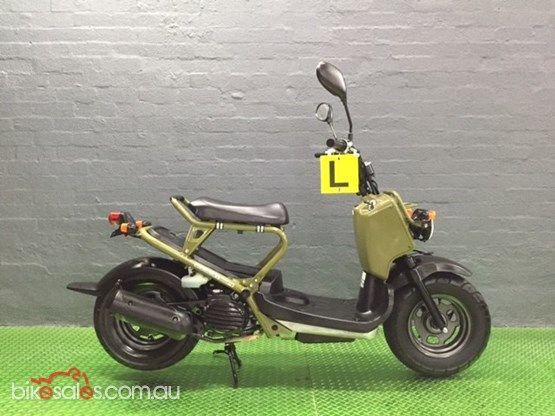 2008 Honda Ruckus Zoomer Nps50