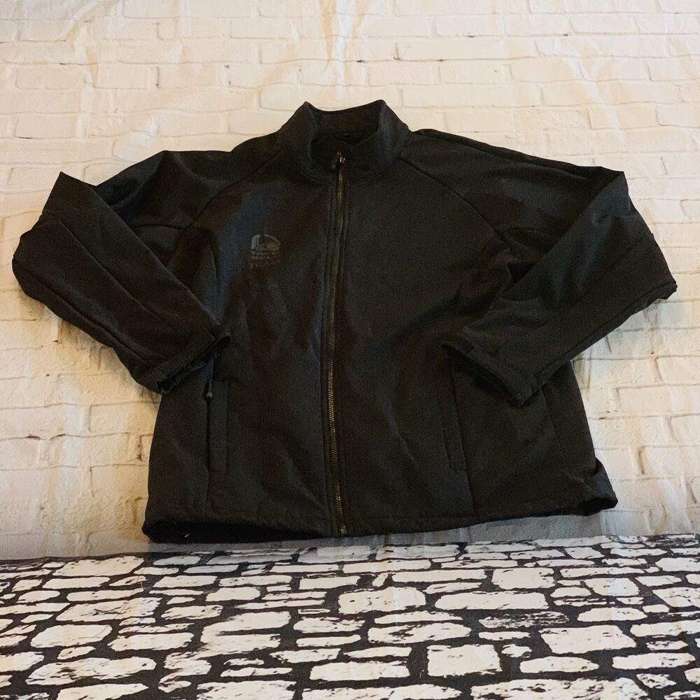 Taco Bell Work Jacket Size Medium Unisex fashion