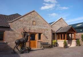 Heaton House Farm (Barn / oasthouse / farm) wedding venue in Macclesfield, Cheshire
