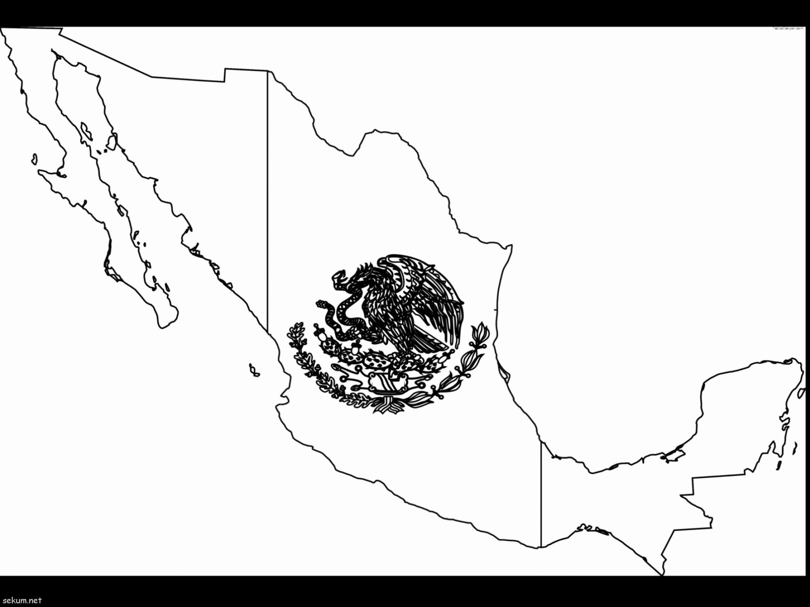 Mexican Flag Printable Coloring Page Beautiful Coloring Pages