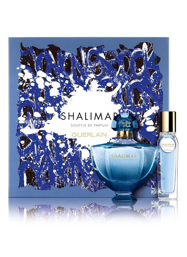 a256a883c giftbox Shalimar souffle de parfum | perfume Shalimar addict | Pinterest