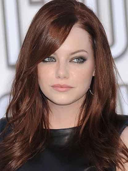 Model Rambut Untuk Wajah Bulat Dan Rambut Tipis | Rambut ...