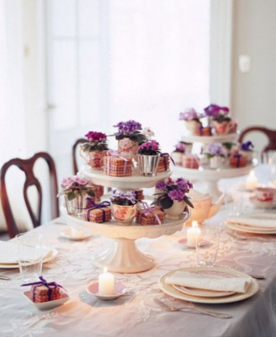 69 Mother S Day Table Decoration And Centerpiece Ideas