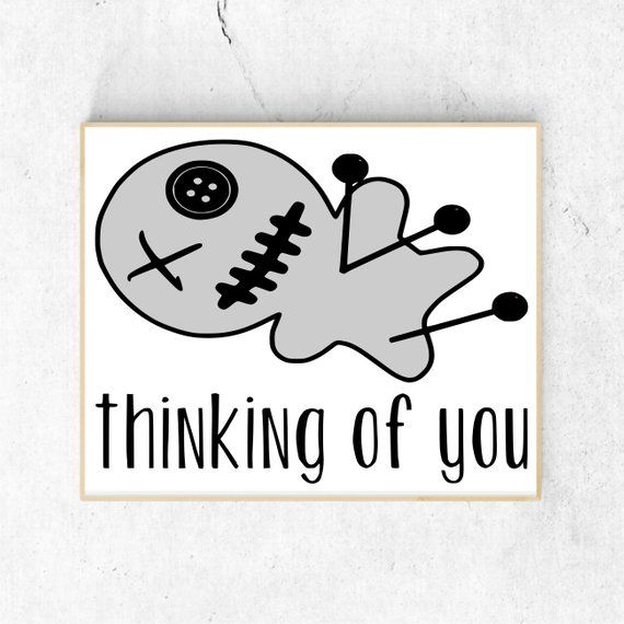 Thinking of You Horror Svg Files for Cricut Svg Files ...
