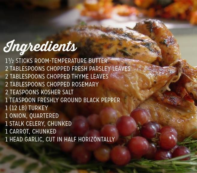 simple roast turkey recipe yum pinterest roasted turkey paula deen and thanksgiving