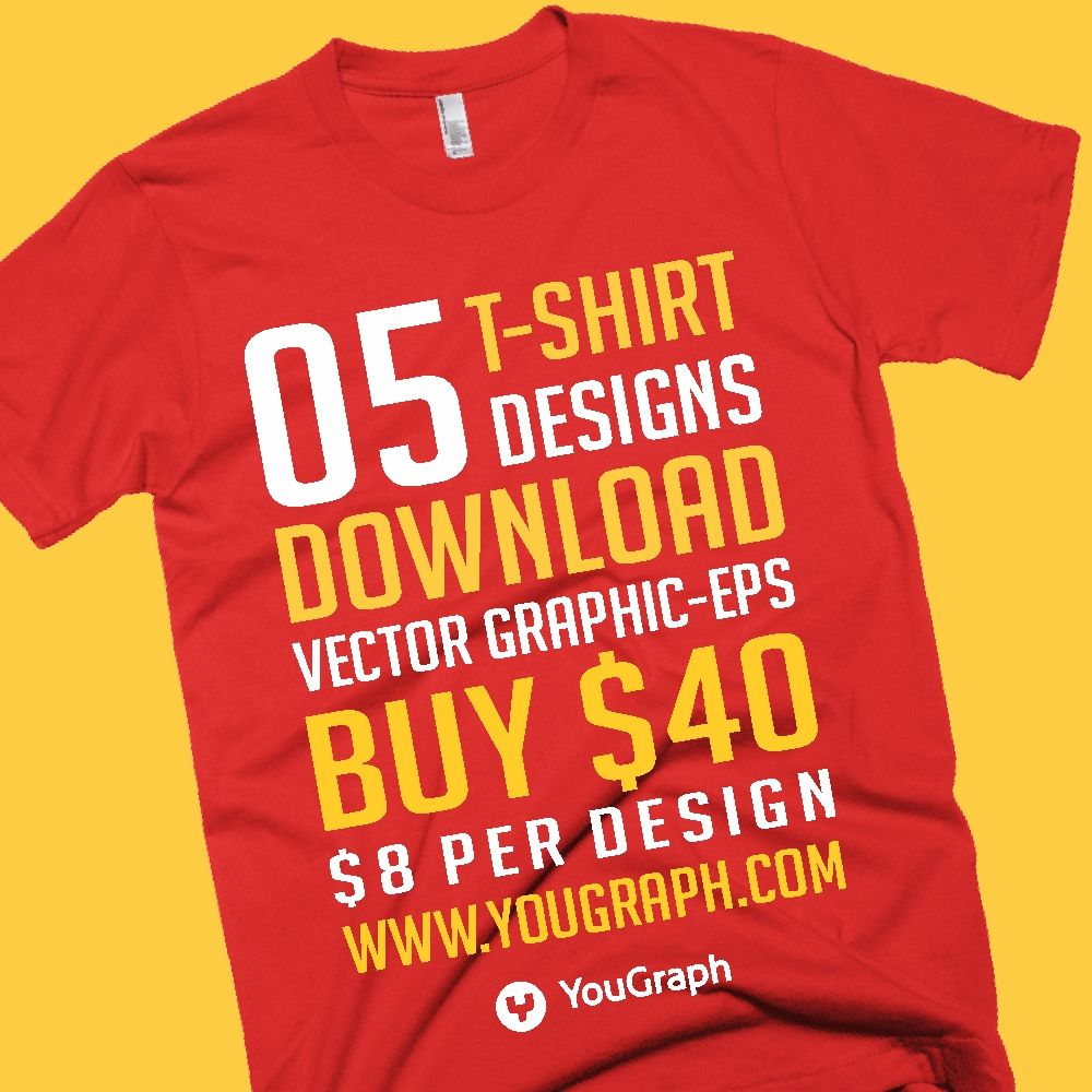 05 t-shirt designs vector graphic eps. Download. | Religious T-shirt ...