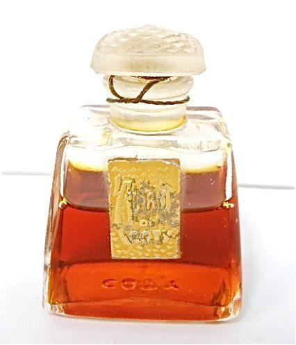 Coty L'aimant Vintage Perfume Rare