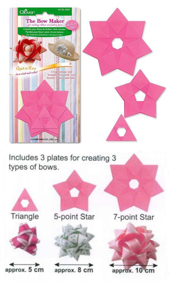 """3"""" Ocean Blue\Pink Cupcake Korker Hair Bows Handmade"""