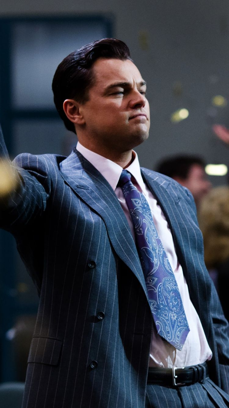 Iphone 5 Moviethe Wolf Of Wall Street Wallpaper Id