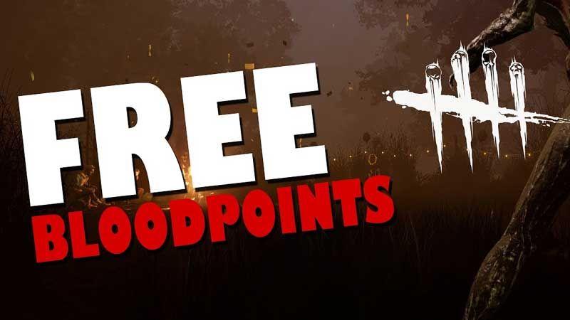 0dedfb68c3533d580e1de00b71eee4f6 - How To Get Free Bloodpoints In Dead By Daylight