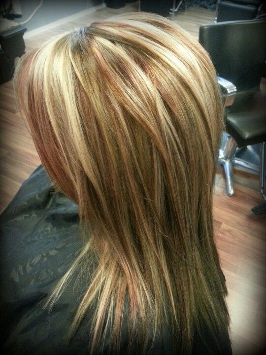 Pin By Kathy Presnell On Hair Hair Styles Dyed Hair