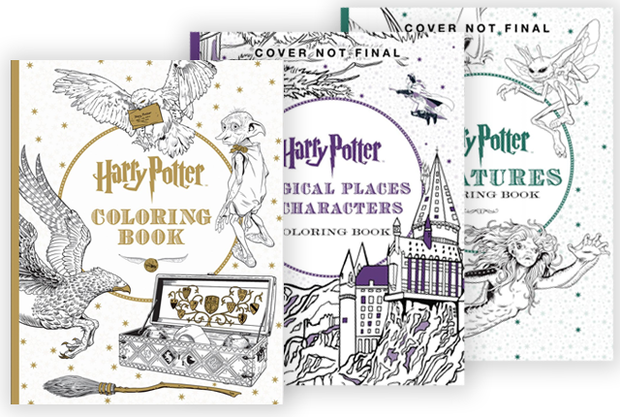 14 Pop Culture Coloring Books for Adults | Coloring books, Pop ...