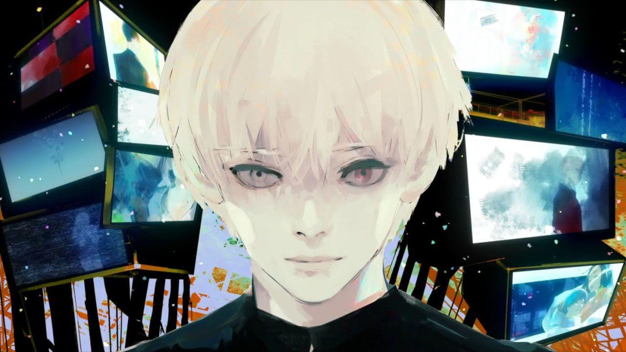 Tokyo Ghoul √A ED Ver.12