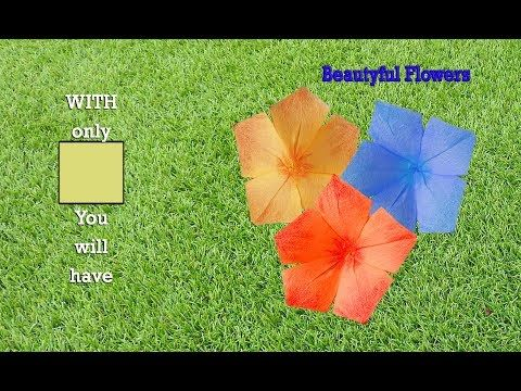 Lovely beautiful origami flower 5sidesorigami step by step lovely beautiful origami flower 5sidesorigami step by step paperfolding youtube mightylinksfo