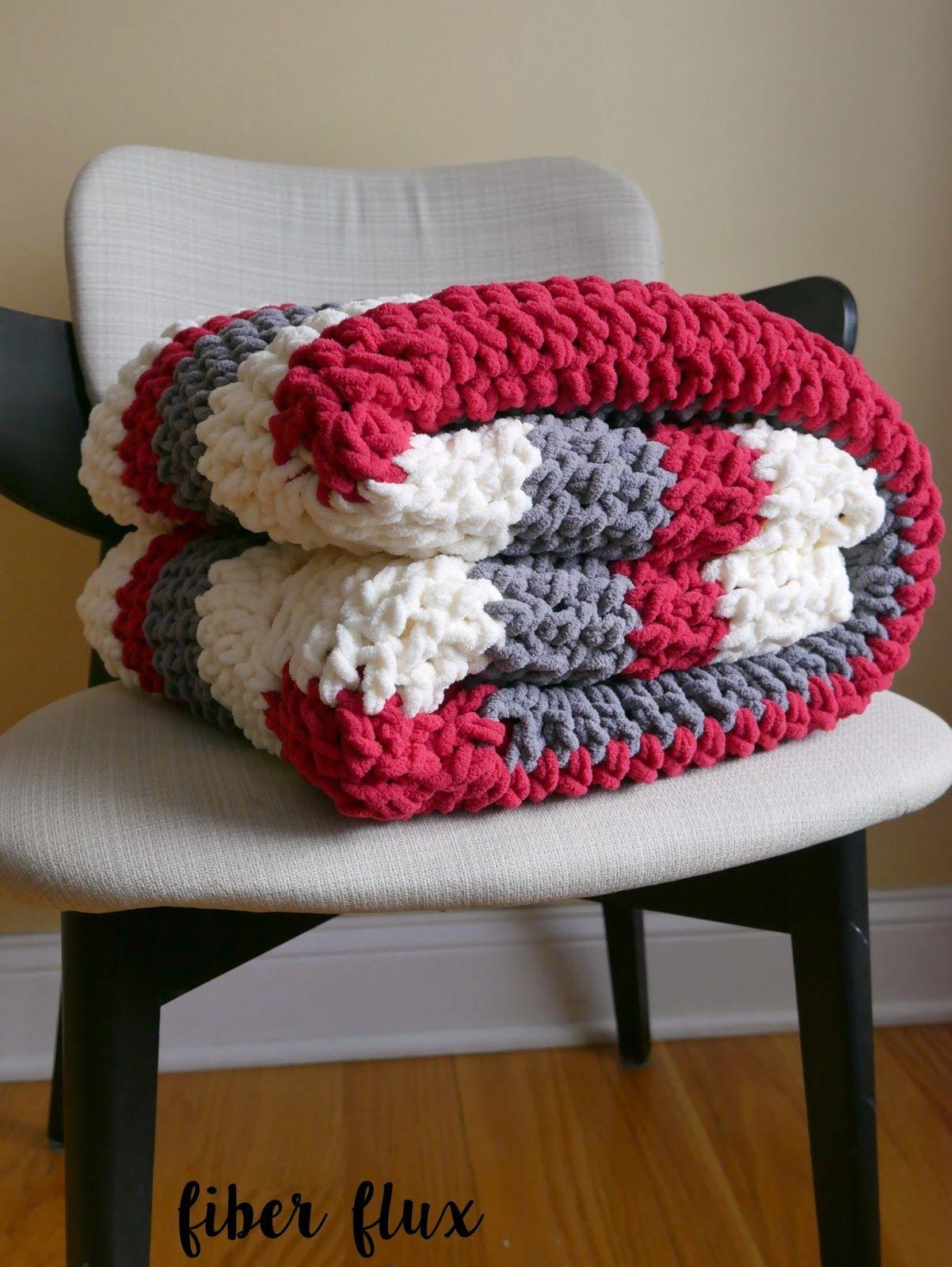 Free Crochet Pattern...Snow Berries Throw! | Crochet ...