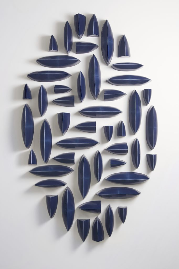 Shadow Wall Pieces - New ceramic wall Model