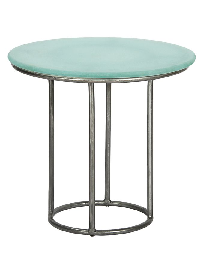 Rod Side Table from Mobile First Look: Four Hands on Gilt