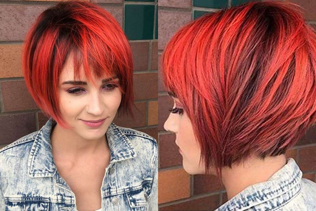 Look At That Hair Color It S All About The Color Itsallaboutthecolor Womens Hairstyles Medium Hair Styles Short Hair Styles