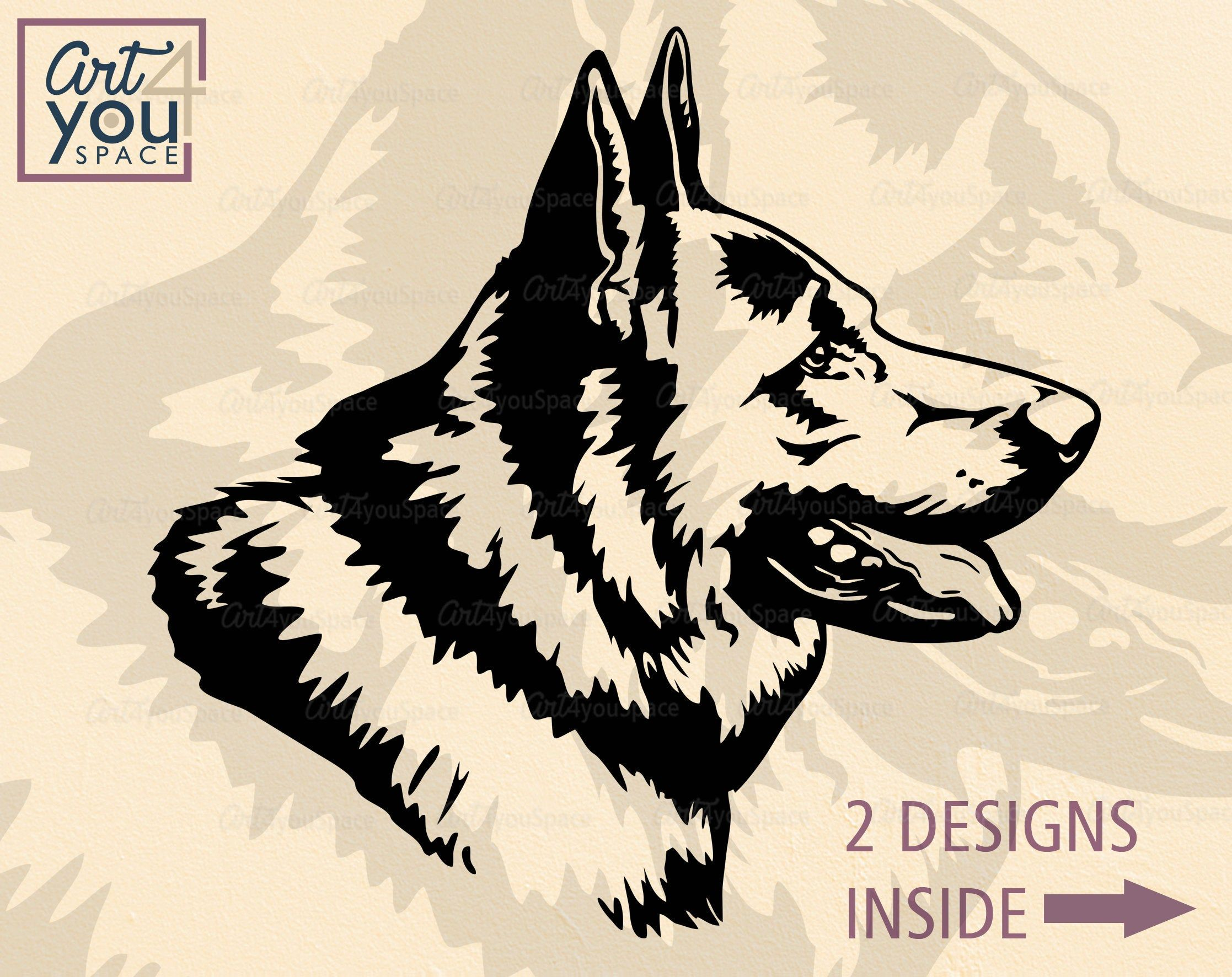 Excited To Share The Latest Addition To My Etsy Shop German Shepherd Svg Dog Svg Gsd Dog Dxf Printable Cricut Maker German Shepherd Etsy Printables Gsd [ 1772 x 2234 Pixel ]