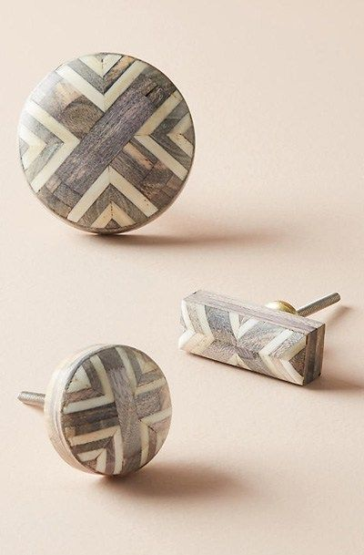 marquetry inlay knob home design pinterest hardware iron