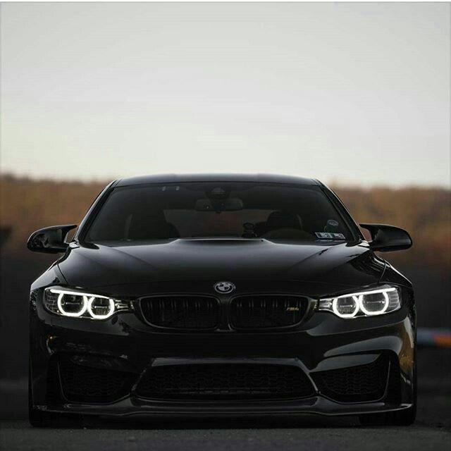 BMW M4 Black Devil