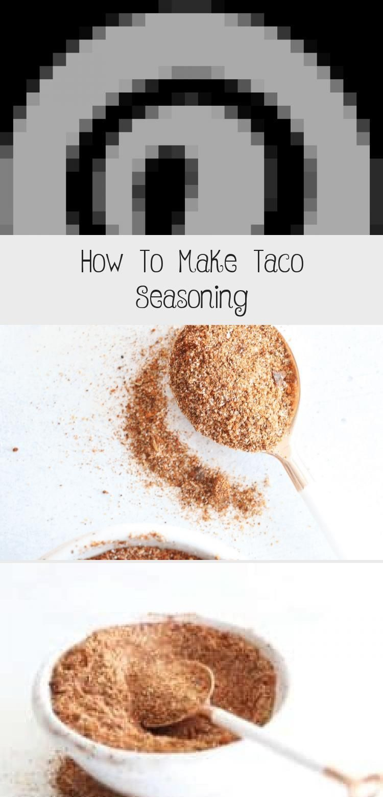 How To Make Taco Seasoning #tacoseasoningpacket Ditch store bought taco seasoning packets and make your own! Enjoy this super fun and easy DIY homemade taco seasoning recipe! thetoastedpinenut.com #taco #tacoseasoning #healthy #diy #homemade #recipe #MushroomRecipe #SummerRecipe #BeefRecipe #CookieRecipe #BestRecipe #tacoseasoningpacket How To Make Taco Seasoning #tacoseasoningpacket Ditch store bought taco seasoning packets and make your own! Enjoy this super fun and easy DIY homemade taco seas #diytacoseasoning