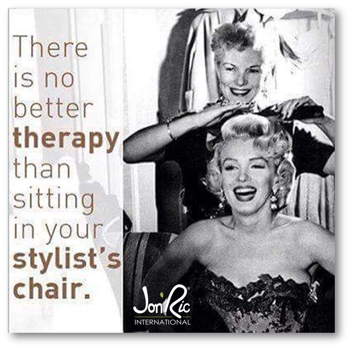 Behind the chair hair ecards - Book Your Next Hair Appointment With One Of Our Talented Stylists At Jon Ric New