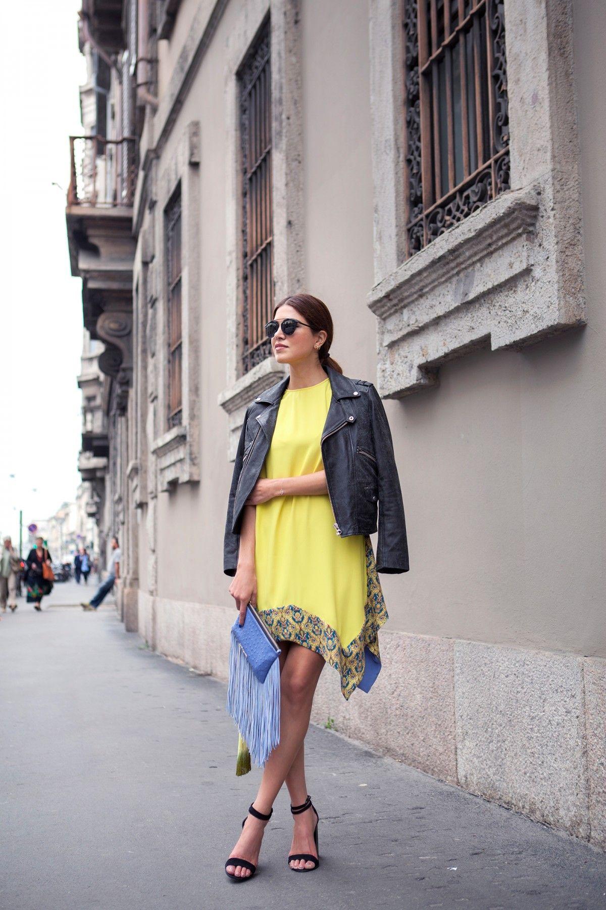 Milan Fashion Week: Just Cavalli - Negin Mirsalehi