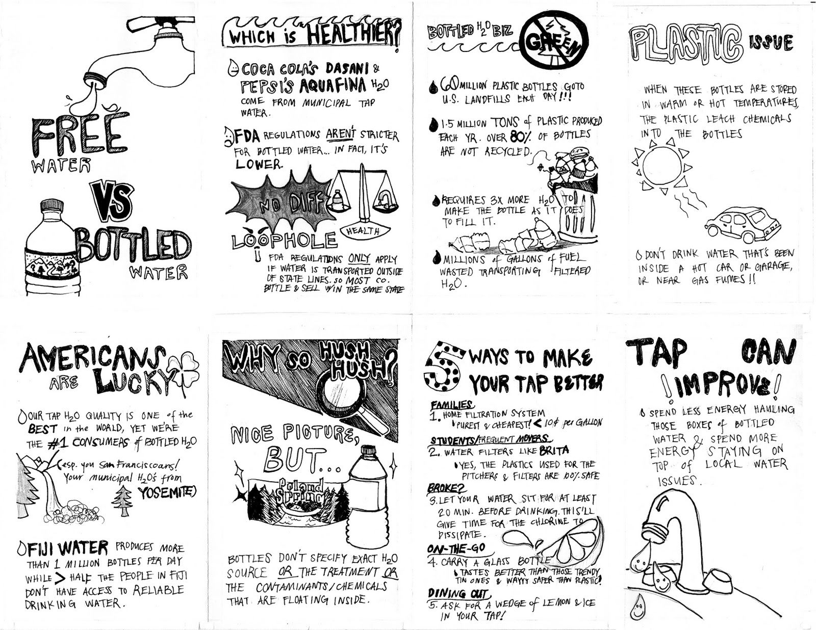 The Zines As Web Comics