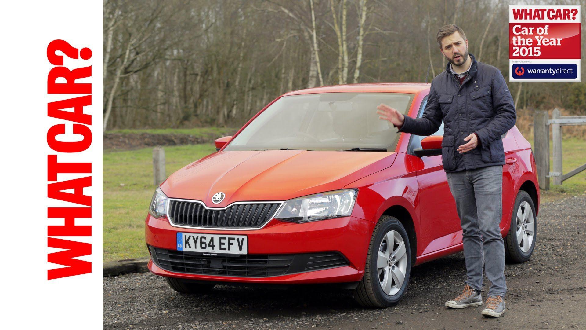 2015 Skoda Fabia review What Car Cheap Used Cars Hq