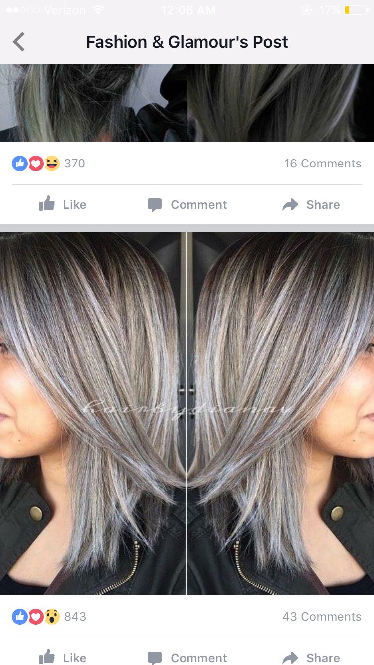 New Skin Gray Color