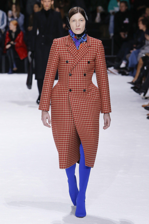 Balenciaga Fall 2018 Ready-to-Wear Fashion Show in 2019