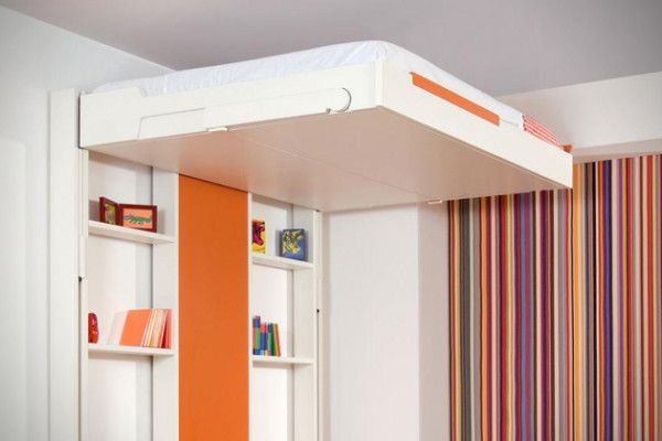 Elevator Beds An Alternative To Murphy Beds Space Saving Beds Small Spaces Space Saving Furniture