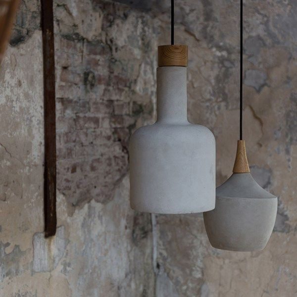 Dutchbone Cradle Bottle Pendant Lamp - Dutchbone | Cuckooland