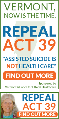 Repeal Act 39 --Vermont/Lynne