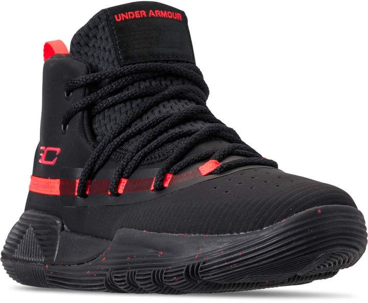 cheap for discount 18887 38ed3 Under Armour Little Kids' SC 3ZERO II Basketball Shoes in ...