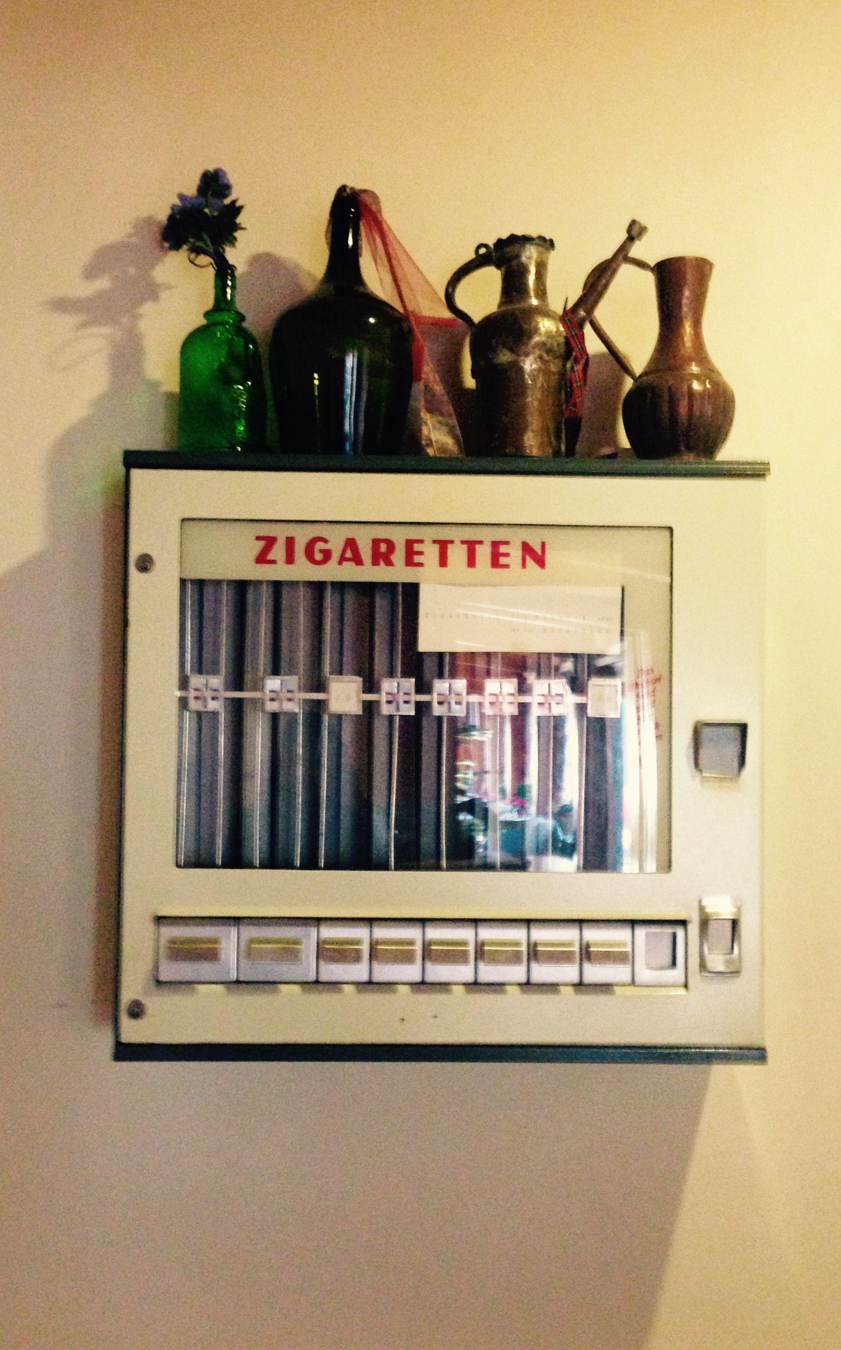 Retro Zigaretten Automat