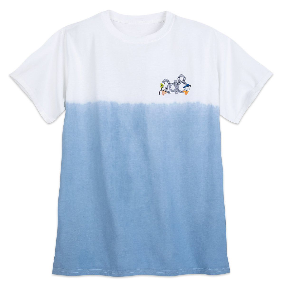 027ac55b Mickey Mouse and Friends Dip-Dye T-Shirt for Adults - Walt Disney World 2018