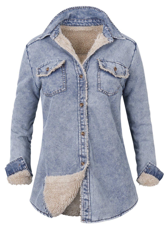 Pin By Viola Fashions Fashions On Women S Denim Jackets Designs Denim Jacket Women Denim Women Denim Coat Jacket [ 1500 x 1100 Pixel ]